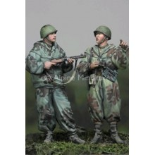 1/35 WWII Russian Scout Set - 2 figs