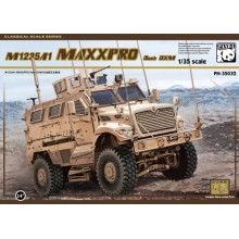 1:35 M1235 A1 MaxxPro Dash DXM