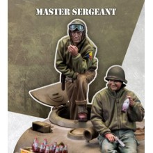 1:35 MASTER SERGEANT