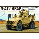 M-ATV MRAP with CROW II RWS