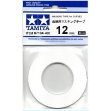 Tamiya Masking Tape for Curves 12 mm