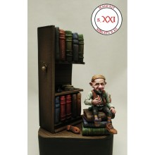 Serie Leprechaun: Bibliotecario