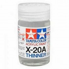 Acrylic Thinner Tamiya X20A 46ml