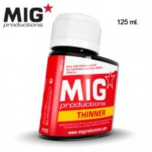 THINNER FOR WASHES 75ml
