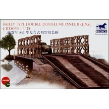 1:35 Bailey Type Double-Double M1 Panel Bridge