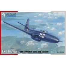 FH-1 Phantom 'Demonstration Teams and Trainers' 1/72