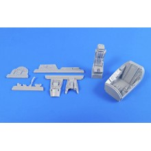 BAC Lightning F1/ F1A – 1/48 Cockpit Set for Airfix/ Eduard kit