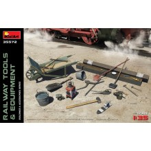 1:35 RAILWAY TOOLS & EQUIPMENT