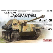1:35 German Tank Destroyer Sd.Kfz.173 Jagdpanther G1