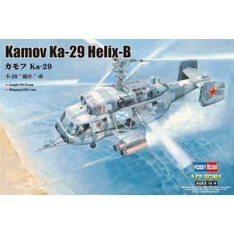 Kamov Ka-50 'Black Shark'