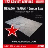 PRE-ORDER 1:72 SOVIET AIRFIELD / DISPLAY BASE