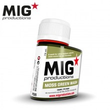 MOSS GREEN WASH (75ML)