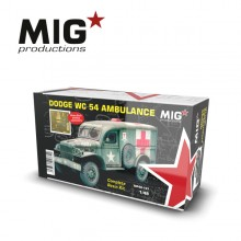 1:48 DODGE WC54 AMBULANCE