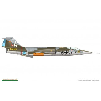 F-104G in Bundesluftwaffe 1:48