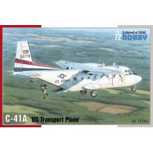 C-41A 'US Transport Plane' 1/72