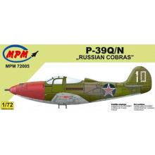 1:72 P-39Q/ N 'Russian Cobras'