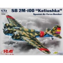 Tupolev SB 2M-100 'Katiushka'