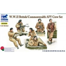 WWII British/Commonwealth AFV Crew Set