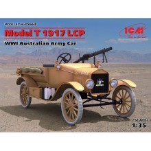 1:35 FORD MODEL T 1917 LCP WWI AUSTRALIAN ARMY CAR