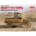 1:35 Ford T 1917 Australia WWI