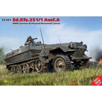 1:35 Sd.Kfz.251/1 Ausf.A