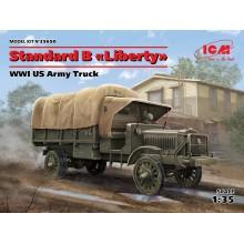 Standard B Liberty, WWI US Army Truck