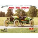 1:24 Model T 1913 Speedster American Sport Car