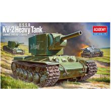 1:35 USSR KV-2 HEAVY TANK