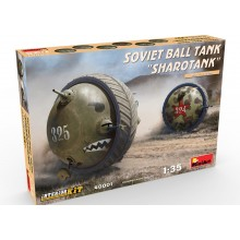 "1:35 SOVIET BALL TANK ""Sharotank"" INTERIOR KIT"
