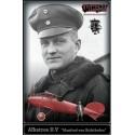 1:32 Albatros D.V 'Manfred von Richthofen' (resin figure included)