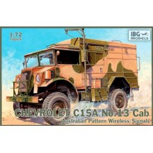 1:72 CHEVROLET C.15A No.13 AUSTRALIAN PATTERN WIRELESS / SIGNALS