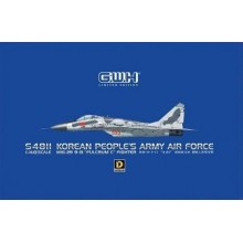 1:48 MiG-29 9-13 'Fulcrum C' Fighter Korean People's Army Air Force
