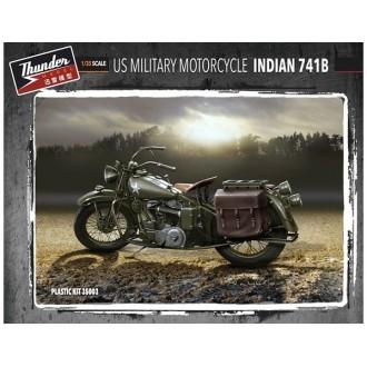 US Indian 741B Motorcycle