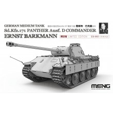 Panther 'Ernst Barkmann' limited Edition German Medium Tank Sd.Kfz.171