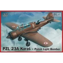 1:72 PZL 23A Karas Polish Light Bomber