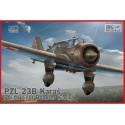 1:72 PZL 23B Karas Polish Light Bomber early