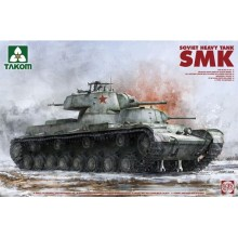 1:35 Soviet Heavy Tank SMK