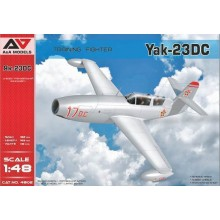 1:48 Yakovlev Yak-23 DC Training Fighter