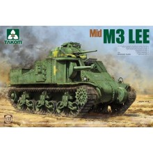 1:35 US Medium Tank M3 Lee Mid