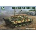1:35 Bergepanther Ausf.D Umbau Seibert 1945 production w/ full interior kit