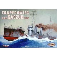 1:350 ORP Kaszub WZ.25 torpedo ship