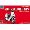 1:12 NIU E-SCOOTER N1S-pre-painted