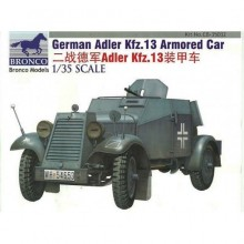 German Adler KFZ13 Armoured