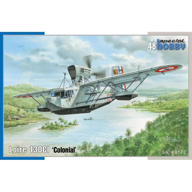 Special Hobby 100-SH48172-1:48 Loire 130Cl