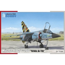 1:72 Mirage F.1C / C-200 'Armée del Air'