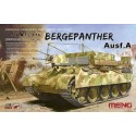 1:35 German Armored Recovery Vehicle Sd.Kfz.179 Bergepanther Ausf.A