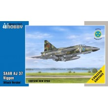 SAAB AJ 37 Viggen 'Attack Version'