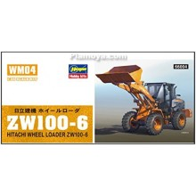 1:35 HITACHI CONSTRUCTION MACHINERY WHEEL LOADER ZW100-6