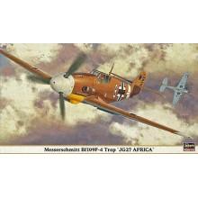 1:48 MESSERSCHMITT Bf109F-4 TROP JG27 AFRICA