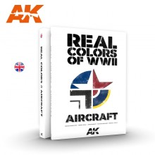 PRE-ORDER REAL COLORS OF WWII AIRCRAFT - English